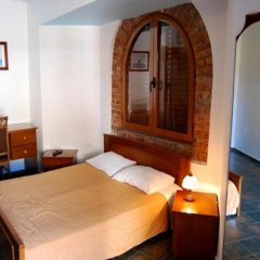 Hotel Livia Саранда комната для гостей