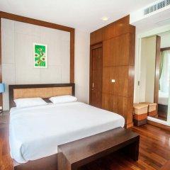 Отель Q Conzept Апартаменты с 2 отдельными кроватями фото 6