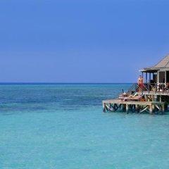 Отель Kuredu Island Resort 4* Вилла с различными типами кроватей фото 8