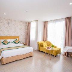 Camila Hotel 3* Номер Делюкс с двуспальной кроватью фото 8