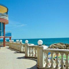 Отель Sirius Beach Болгария, Св. Константин и Елена - отзывы, цены и фото номеров - забронировать отель Sirius Beach онлайн пляж фото 2