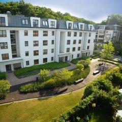 Отель Apartament AQUARIUS Сопот балкон