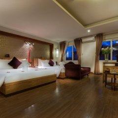 Hanoi Elegance Ruby Hotel 3* Люкс с различными типами кроватей фото 7