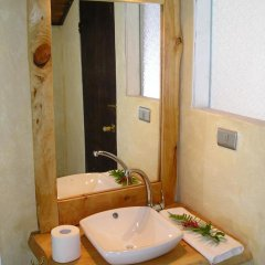 Отель Termas Malleco ванная