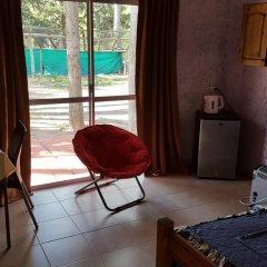Отель Cabañas Agata Сан-Рафаэль удобства в номере фото 2