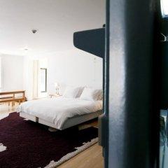 Lloyd Hotel 3* Номер Делюкс фото 5