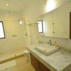 Отель Casa Luz de Luna Мексика, Сиуатанехо - отзывы, цены и фото номеров - забронировать отель Casa Luz de Luna онлайн ванная фото 2