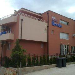 Hotel Diveda Свети Влас вид на фасад фото 2