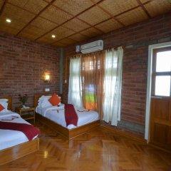 Teak Wood Hotel 3* Улучшенный номер с различными типами кроватей фото 4