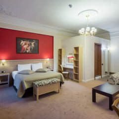 Мини-Отель Big Marine 4* Полулюкс с различными типами кроватей фото 11