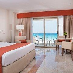 Отель Grand Park Royal Luxury Resort Cancun Caribe Мексика, Канкун - 3 отзыва об отеле, цены и фото номеров - забронировать отель Grand Park Royal Luxury Resort Cancun Caribe онлайн комната для гостей фото 7