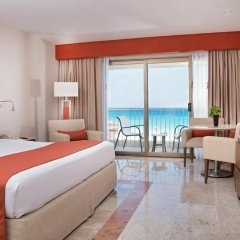 Отель Grand Park Royal Luxury Resort Cancun Caribe комната для гостей фото 7