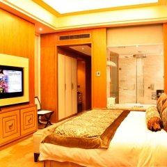 Radegast Hotel CBD Beijing 5* Представительский номер с различными типами кроватей фото 4