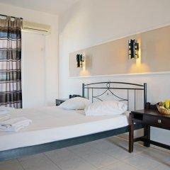 Апартаменты Hillside Studios & Apartments Студия Делюкс с различными типами кроватей фото 4