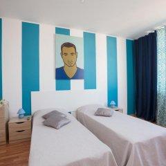 Апартаменты Максим Улучшенные апартаменты с различными типами кроватей фото 11