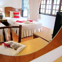 Отель Lanta Il Mare Beach Resort Номер Делюкс
