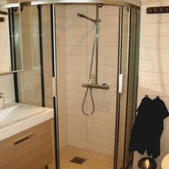 Отель Copenhagen Apartments Дания, Копенгаген - отзывы, цены и фото номеров - забронировать отель Copenhagen Apartments онлайн ванная фото 2