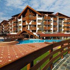 Отель Belvedere Holiday Club Болгария, Банско - отзывы, цены и фото номеров - забронировать отель Belvedere Holiday Club онлайн балкон