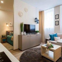 Отель Raugyklos Apartamentai Улучшенная студия фото 2