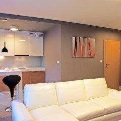 Отель Invite Wroclaw 4* Стандартный номер с двуспальной кроватью фото 6