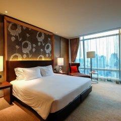 Eastin Grand Hotel Sathorn 4* Улучшенный номер с различными типами кроватей фото 2