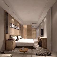 Отель Yingshang Dongmen Branch 4* Номер Делюкс