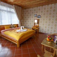 Отель Zen Valley Dalat Улучшенный номер фото 5