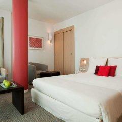 Отель Novotel Cairo El Borg 3* Улучшенный номер с 2 отдельными кроватями