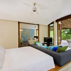 Отель Conrad Maldives Rangali Island 5* Люкс с различными типами кроватей
