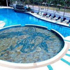 Отель Horseshoe Point Pattaya бассейн фото 3