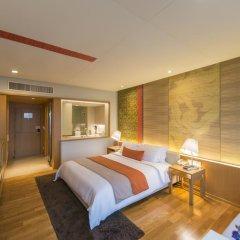 Отель Pathumwan Princess 5* Улучшенный номер фото 8
