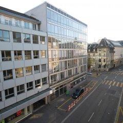 Отель HITrental Seefeld - Kreuzstrasse Apartments Швейцария, Цюрих - отзывы, цены и фото номеров - забронировать отель HITrental Seefeld - Kreuzstrasse Apartments онлайн парковка