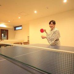 Отель Hakone Pax Yoshino спортивное сооружение