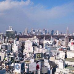 Shibuya Excel Hotel Tokyu 4* Стандартный номер фото 15