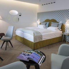 MAXX by Steigenberger Hotel Vienna 5* Улучшенный номер фото 6