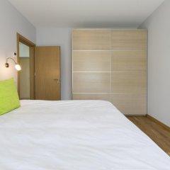 Отель ForRest Apartments Литва, Вильнюс - отзывы, цены и фото номеров - забронировать отель ForRest Apartments онлайн комната для гостей фото 3