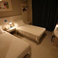 Отель Jinjiang Inn Xiamen Dongpu Road Стандартный номер с различными типами кроватей фото 5