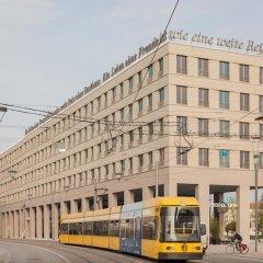 Отель Motel One Dresden am Zwinger Германия, Дрезден - отзывы, цены и фото номеров - забронировать отель Motel One Dresden am Zwinger онлайн городской автобус