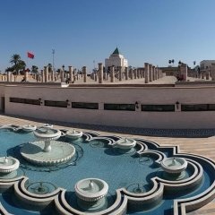 Отель Riad Dar Nawfal Марокко, Схират - отзывы, цены и фото номеров - забронировать отель Riad Dar Nawfal онлайн парковка