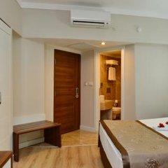 Linda Resort Hotel 5* Стандартный номер с различными типами кроватей фото 4