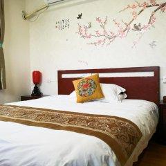 Отель Hutong Impressions Beijing Guesthouse Китай, Пекин - отзывы, цены и фото номеров - забронировать отель Hutong Impressions Beijing Guesthouse онлайн комната для гостей фото 5