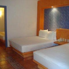 Hotel Villa Mexicana 3* Стандартный номер с различными типами кроватей