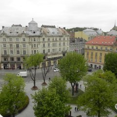 Апартаменты The Heart of Lviv Apartments - Lviv Львов