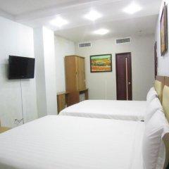 Danh Uy Hotel комната для гостей фото 4
