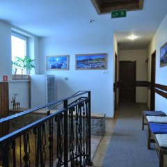 Отель Willa Iskra Закопане интерьер отеля фото 2