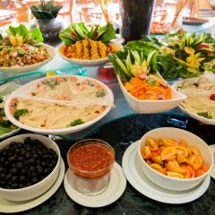 Отель Amman Cham Palace Иордания, Амман - отзывы, цены и фото номеров - забронировать отель Amman Cham Palace онлайн питание фото 2