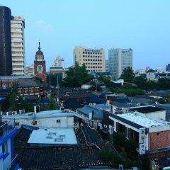 Отель Insadong Hostel Южная Корея, Сеул - 1 отзыв об отеле, цены и фото номеров - забронировать отель Insadong Hostel онлайн фото 2