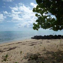 Отель Fare Manureva пляж фото 2