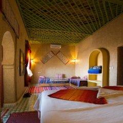 Отель Kasbah Panorama Марокко, Мерзуга - отзывы, цены и фото номеров - забронировать отель Kasbah Panorama онлайн комната для гостей фото 5