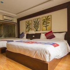 Freesia Hotel 4* Улучшенный номер с различными типами кроватей фото 4